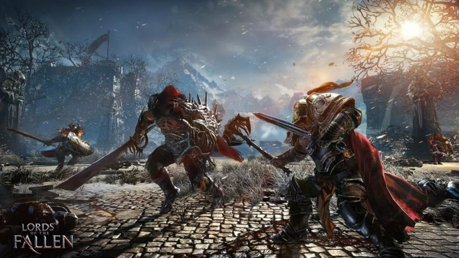 Lords of the Fallen - Demonic Weapon Pack DLC Screenshot 4