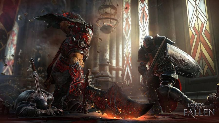 Lords of the Fallen - Demonic Weapon Pack DLC Screenshot 1