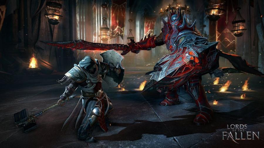 Lords of the Fallen - Monk Decipher DLC Screenshot 3