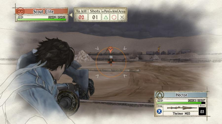 Valkyria Chronicles - Steam Gift Key Screenshot 2