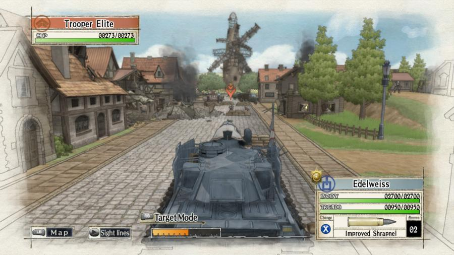 Valkyria Chronicles - Steam Gift Key Screenshot 4