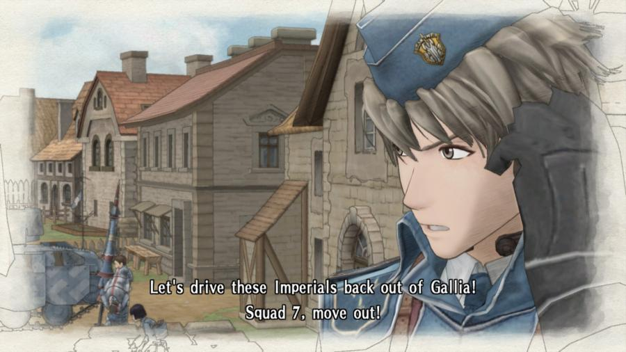 Valkyria Chronicles - Steam Gift Key Screenshot 1