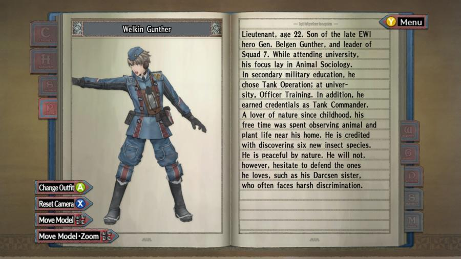 Valkyria Chronicles - Steam Gift Key Screenshot 3