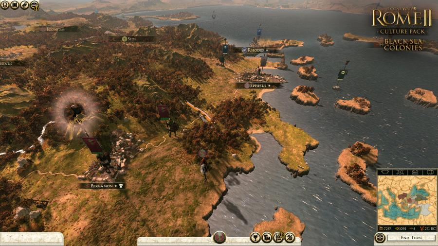 Total War Rome 2 - Black Sea Colonies Culture Pack Screenshot 7