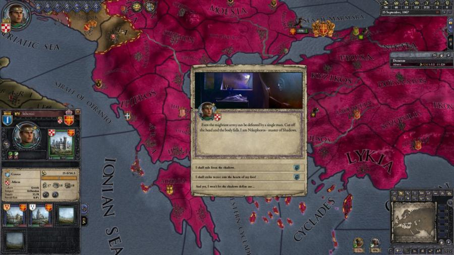 Crusader Kings II - Way of Life DLC Screenshot 6