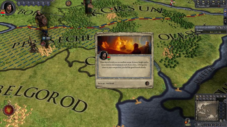 Crusader Kings II - Way of Life DLC Screenshot 8