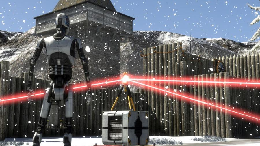 The Talos Principle Screenshot 5