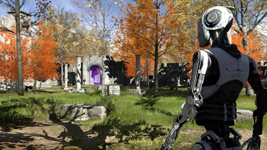 The Talos Principle Screenshot 1