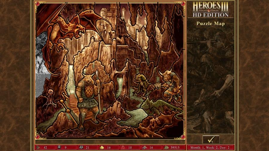 Heroes of Might & Magic III HD Screenshot 7