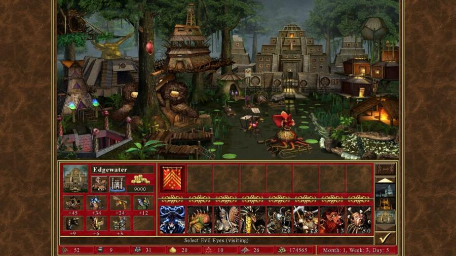 Heroes of Might & Magic III HD Screenshot 1