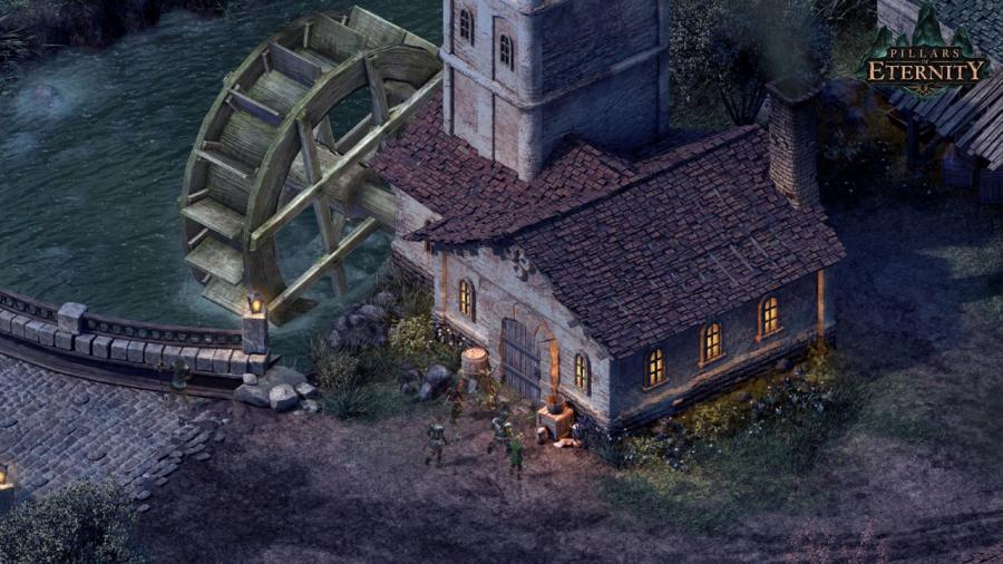 Pillars of Eternity - Hero Edition Screenshot 2