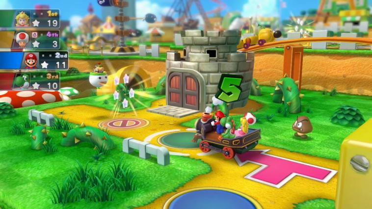 Mario Party 10 - Wii U Código de Descarga Screenshot 1