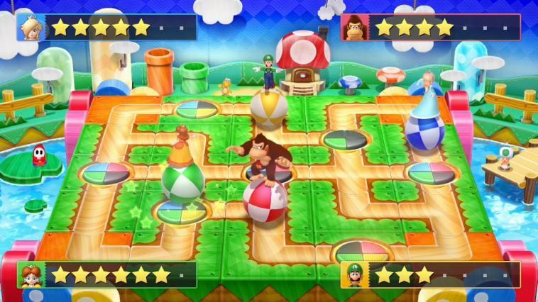 Mario Party 10 - Wii U Código de Descarga Screenshot 5