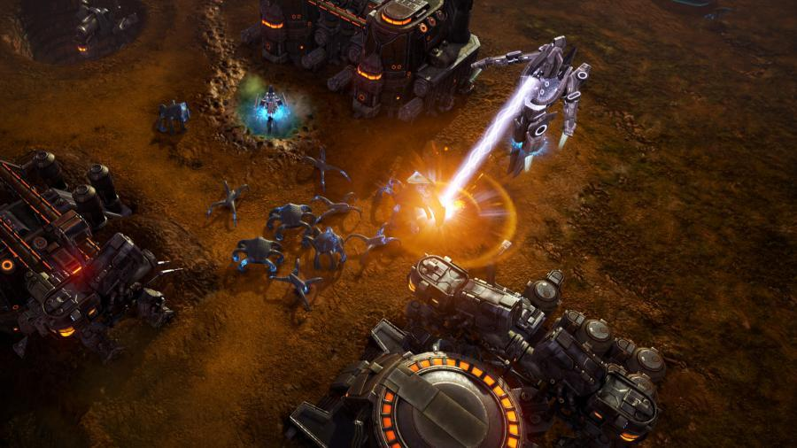 Grey Goo Screenshot 1