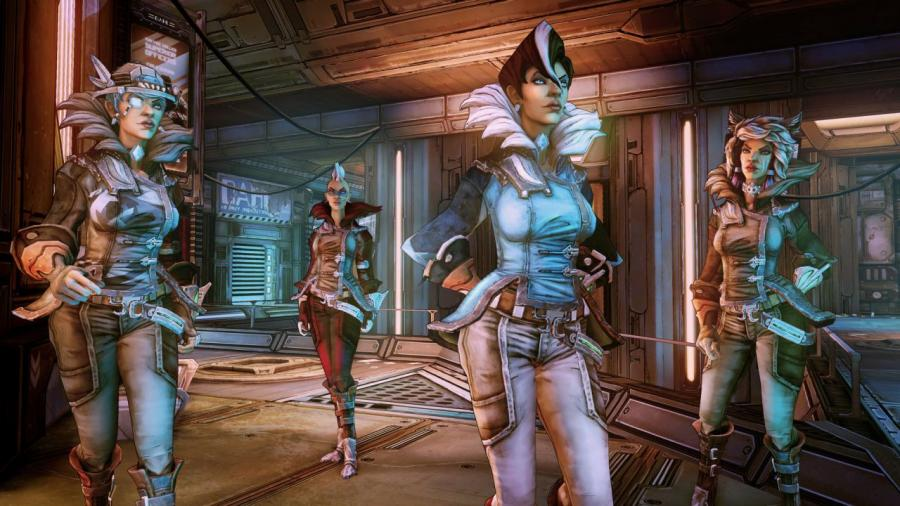 Borderlands The Pre-Sequel - Lady Hammerlock The Baroness Pack Screenshot 1
