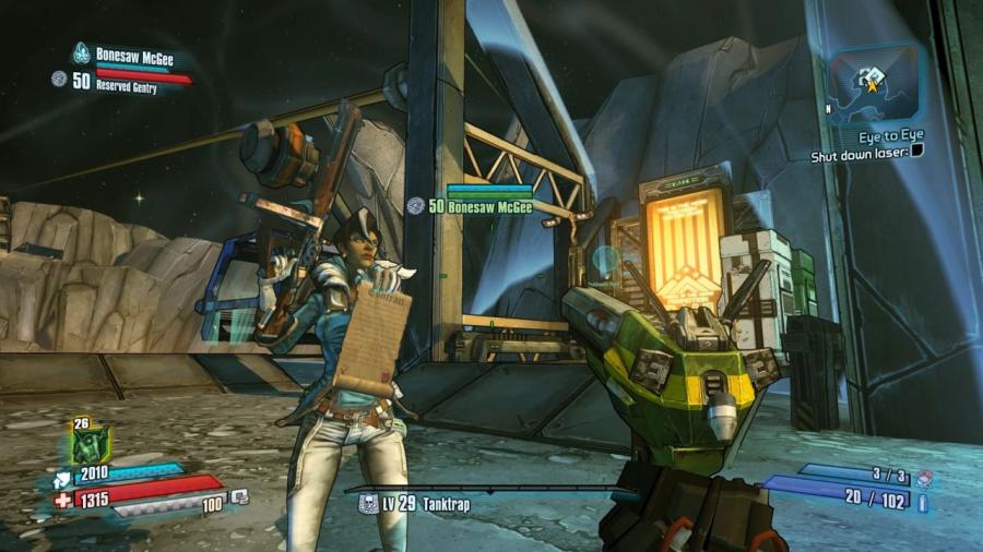 Borderlands The Pre-Sequel - Lady Hammerlock The Baroness Pack Screenshot 3
