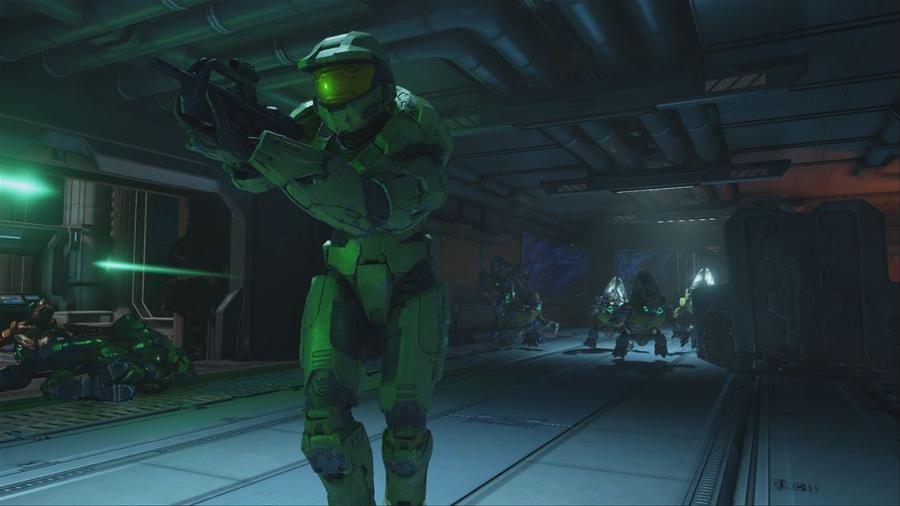 Halo The Master Chief Collection - Xbox One Código de Descarga Screenshot 8