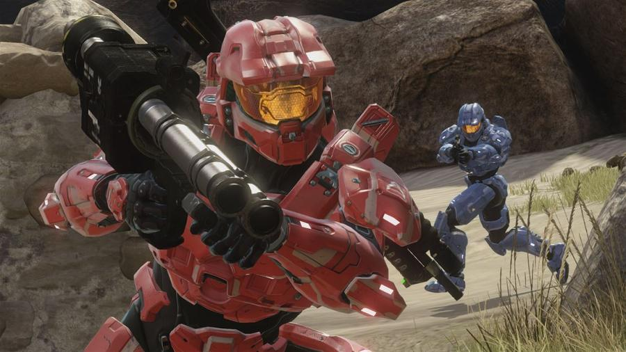 Halo The Master Chief Collection - Xbox One Código de Descarga Screenshot 3