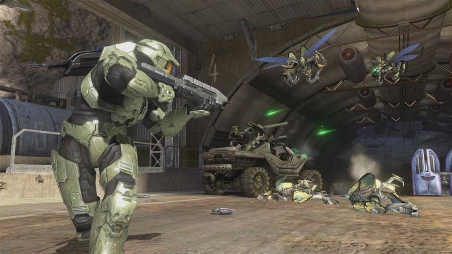 Halo The Master Chief Collection - Xbox One Código de Descarga Screenshot 4