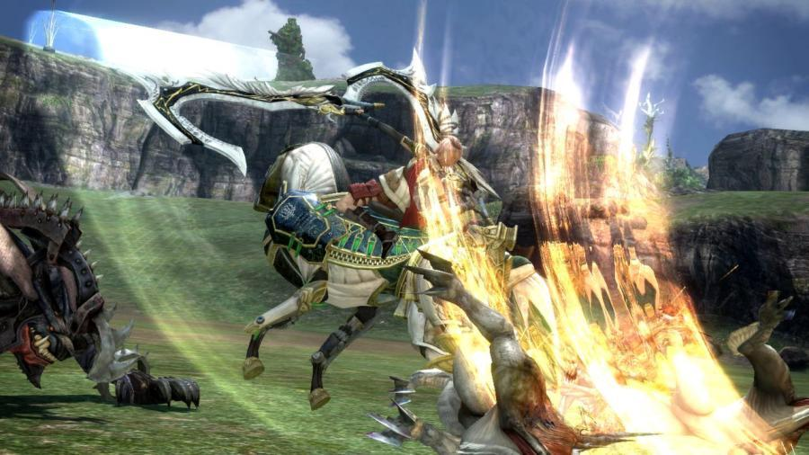 Final Fantasy XIII Compilation Screenshot 3