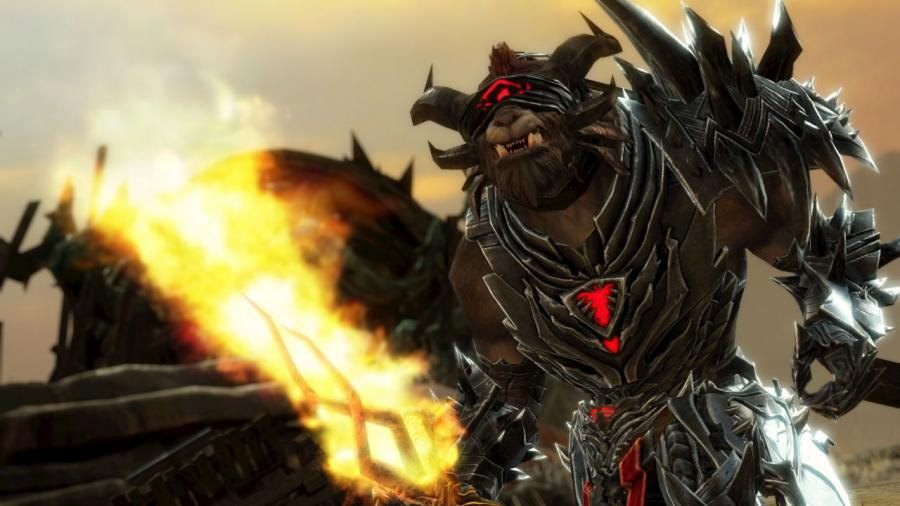 Guild Wars 2 - Heart of Thorns (extensión) Screenshot 2