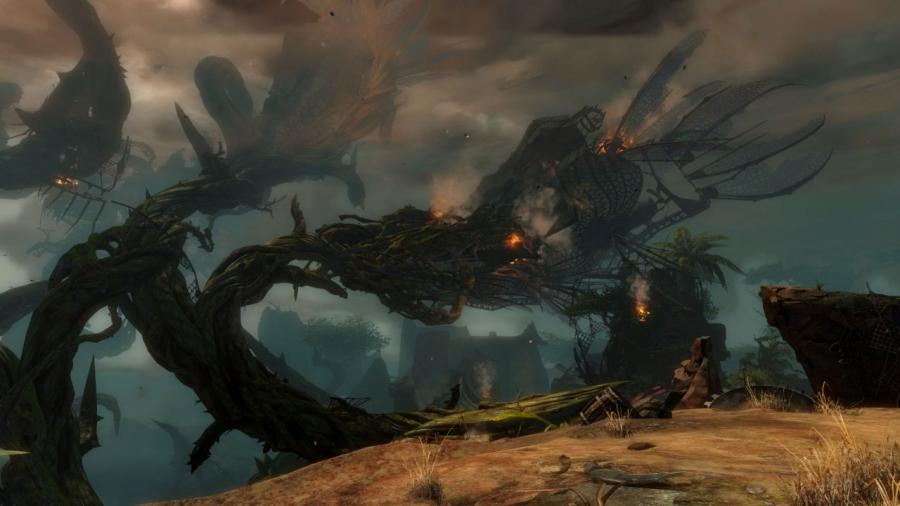 Guild Wars 2 - Heart of Thorns (extensión) Screenshot 1