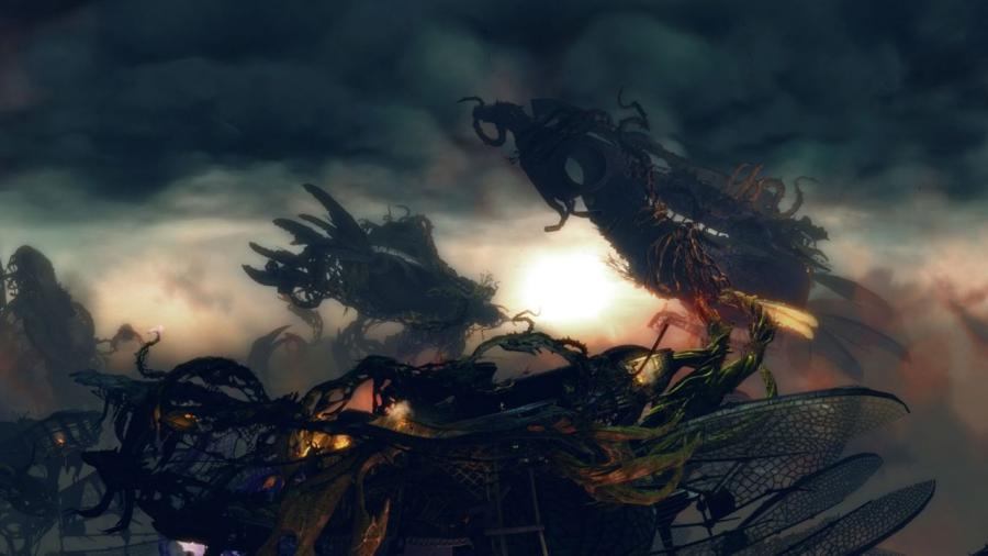Guild Wars 2 - Heart of Thorns (extensión) Screenshot 4