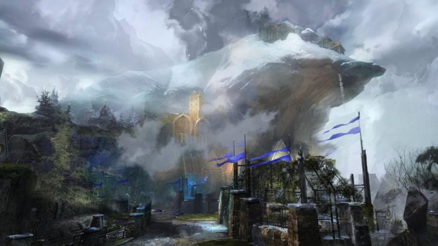 Guild Wars 2 - Heart of Thorns (extensión) Screenshot 3