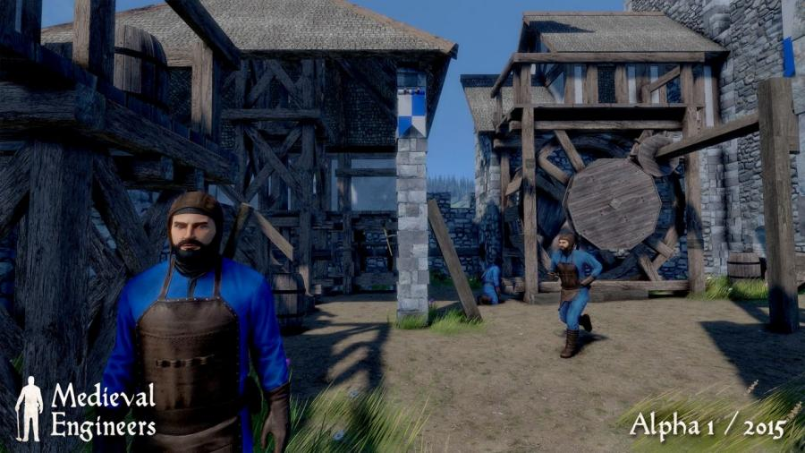 Medieval Engineers Screenshot 4