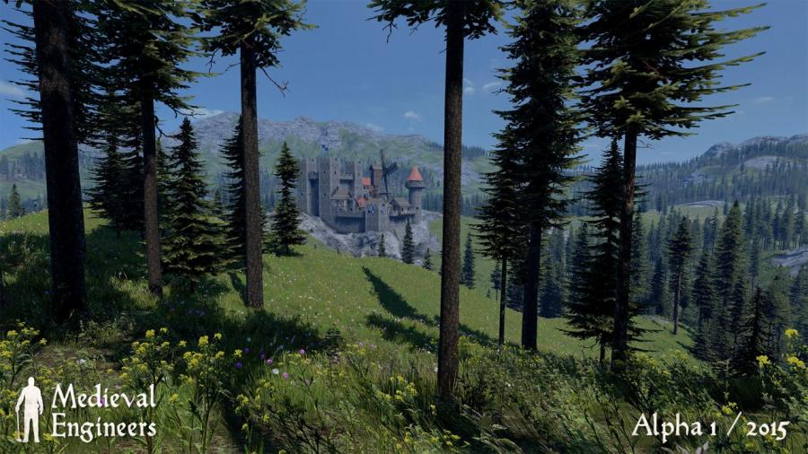 Medieval Engineers Screenshot 1