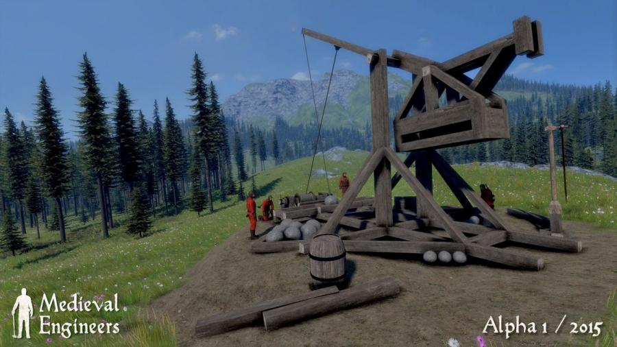 Medieval Engineers Screenshot 7