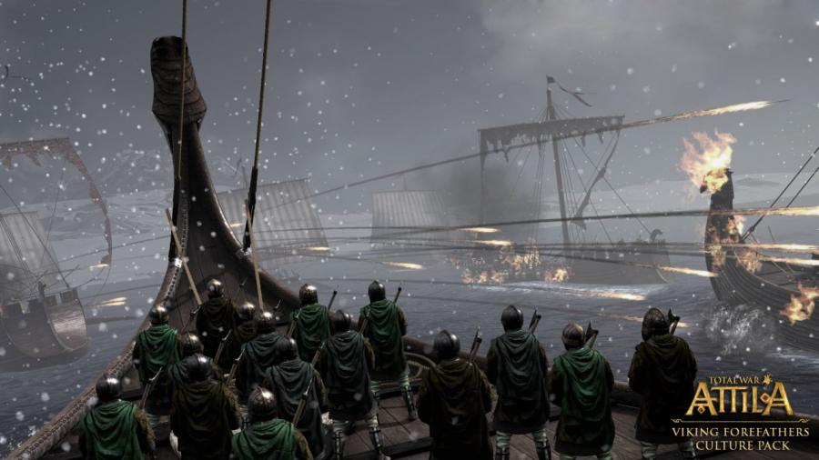 Total War Attila Viking Forefathers Culture Pack Screenshot 4
