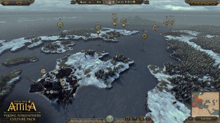 Total War Attila Viking Forefathers Culture Pack Screenshot 2