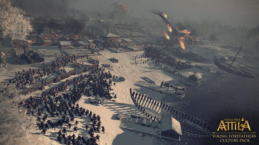 Total War Attila Viking Forefathers Culture Pack Screenshot 1