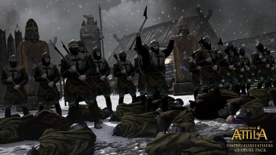 Total War Attila Viking Forefathers Culture Pack Screenshot 7