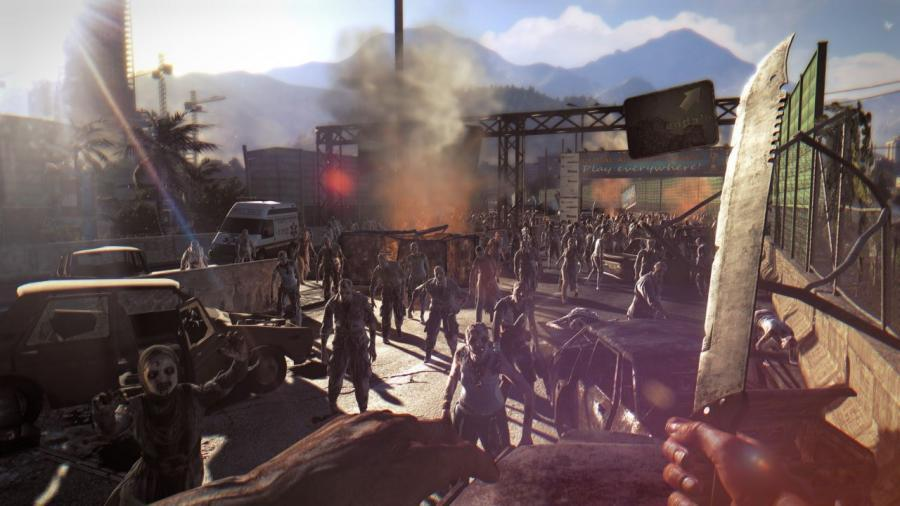 Dying Light - Be The Zombie DLC Screenshot 1