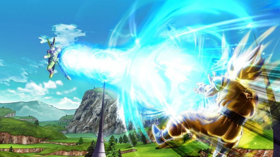 Dragon Ball Xenoverse - PS3 Código de Descarga Screenshot 5