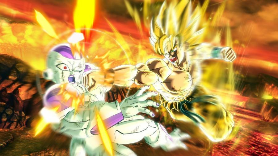 Dragon Ball Xenoverse - PS3 Código de Descarga Screenshot 6