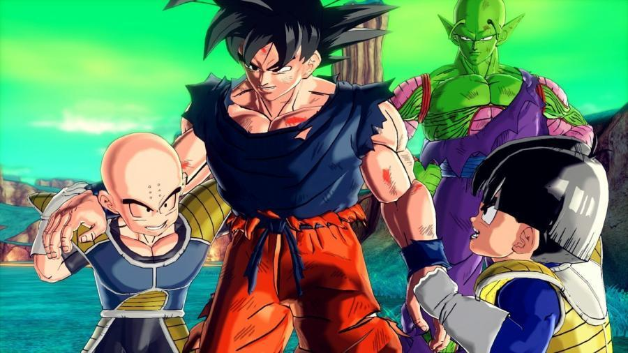 Dragon Ball Xenoverse - PS3 Código de Descarga Screenshot 2