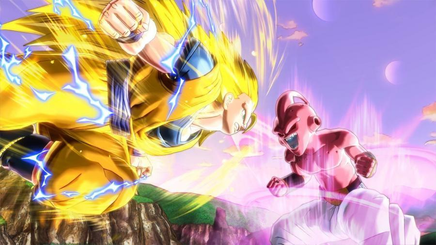 Dragon Ball Xenoverse - PS3 Código de Descarga Screenshot 4