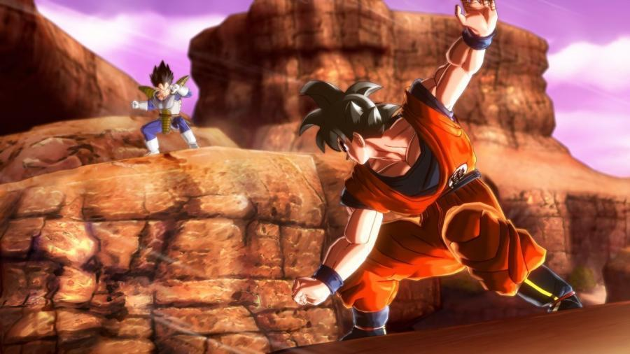 Dragon Ball Xenoverse - PS3 Código de Descarga Screenshot 7