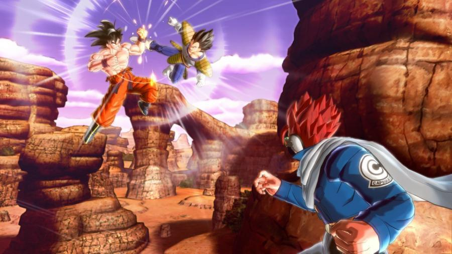 Dragon Ball Xenoverse - PS3 Código de Descarga Screenshot 8