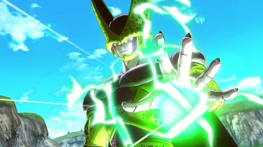 Dragon Ball Xenoverse - PS3 Código de Descarga Screenshot 1