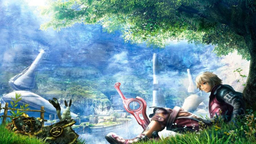 Xenoblade Chronicles 3D - New 3DS Screenshot 2
