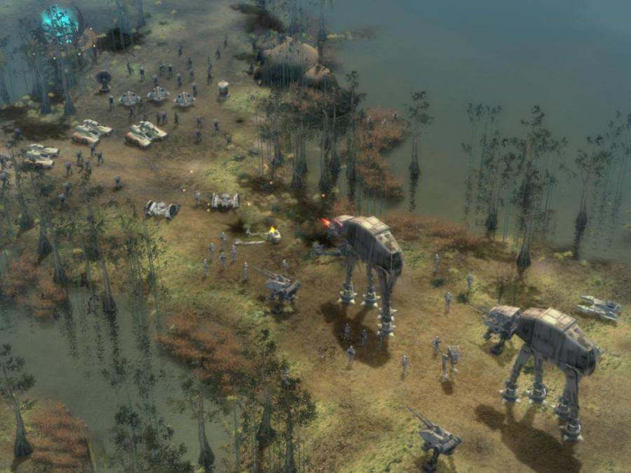 Star Wars Empire at War - Gold Pack Screenshot 9