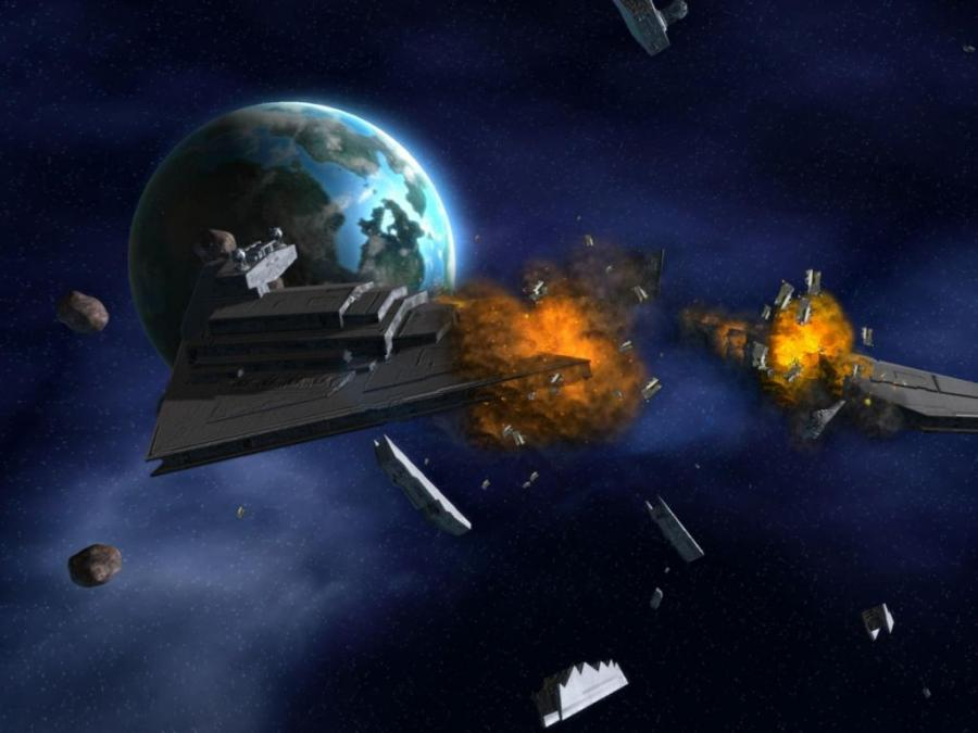 Star Wars Empire at War - Gold Pack Screenshot 2