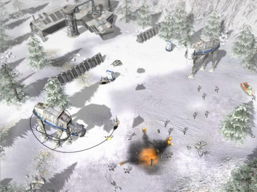 Star Wars Empire at War - Gold Pack Screenshot 5