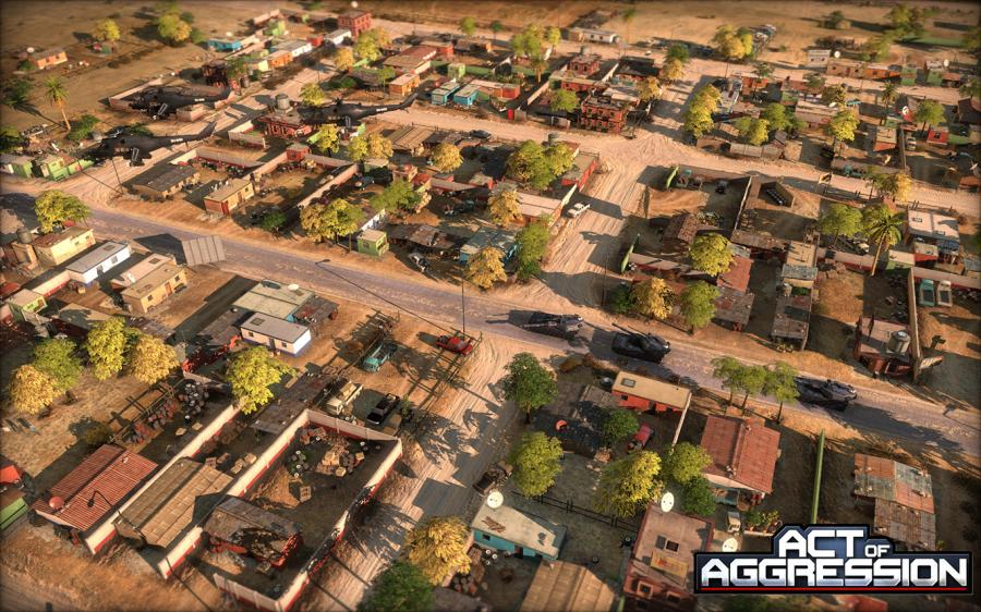 Act of Aggression Screenshot 4