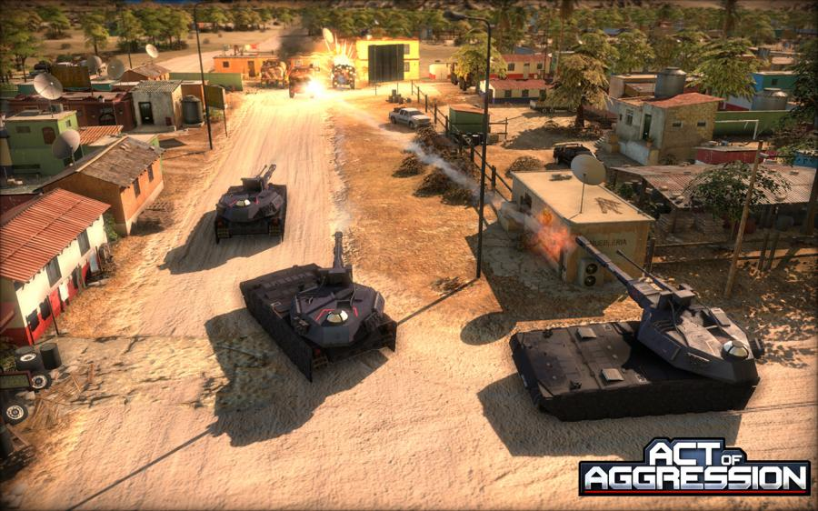 Act of Aggression Screenshot 5
