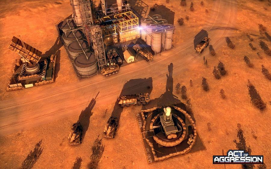 Act of Aggression Screenshot 7